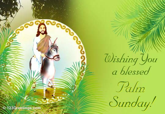 Palm Sunday Wishes Quotes 10