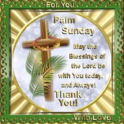 Palm Sunday Wishes Quotes 13