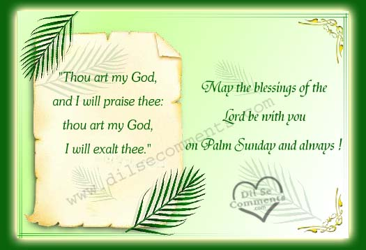 Palm Sunday Wishes Quotes 14