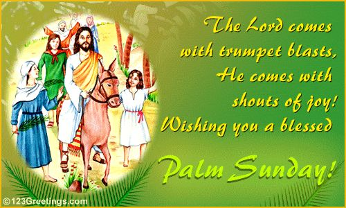 Palm Sunday Wishes Quotes 21