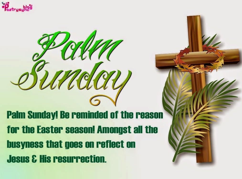 Palm Sunday Wishes Quotes 25