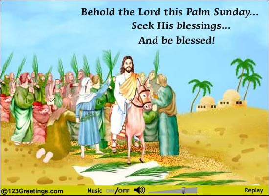 Palm Sunday Wishes Quotes 26
