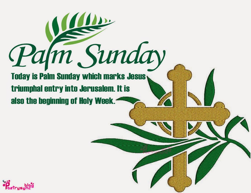 Palm Sunday Wishes Quotes 34