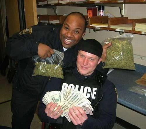 Police Cop Meme