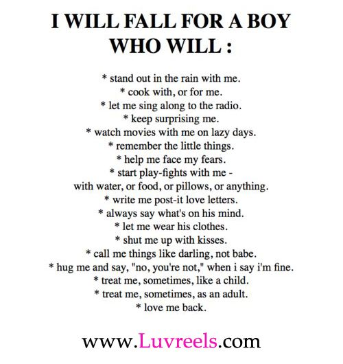 Popular Love Quotes For Boy