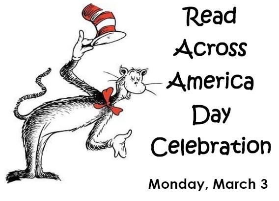 Read Across America Day Celebration March