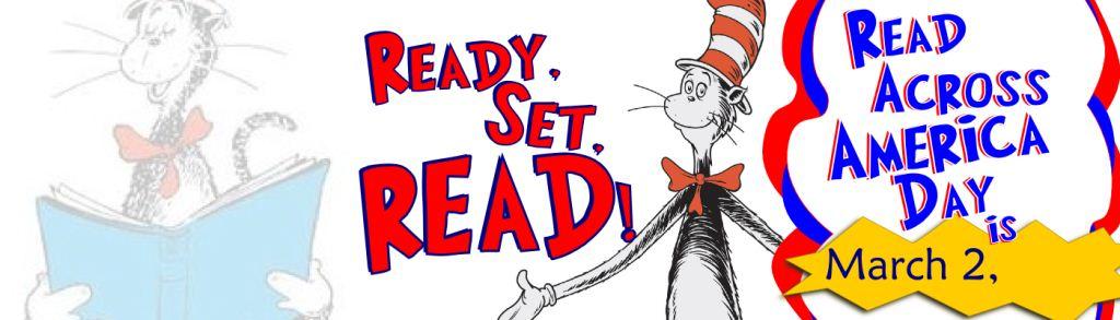Read Across America Day March 2 Ready Set Read