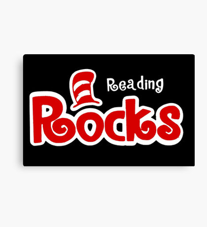 Reading Rocks Dr. Seuss Birthday Greetings Card Images