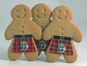 Sweet Tartan Day Wishes Image