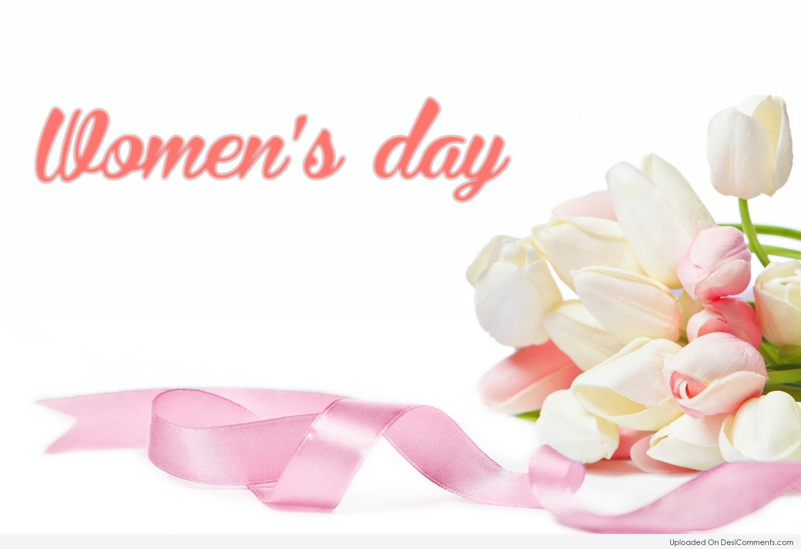 To My Loveable Mom Happy Women's Day Greetings