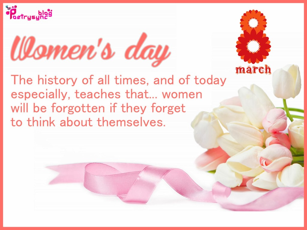 Women's Day Quotes Picture