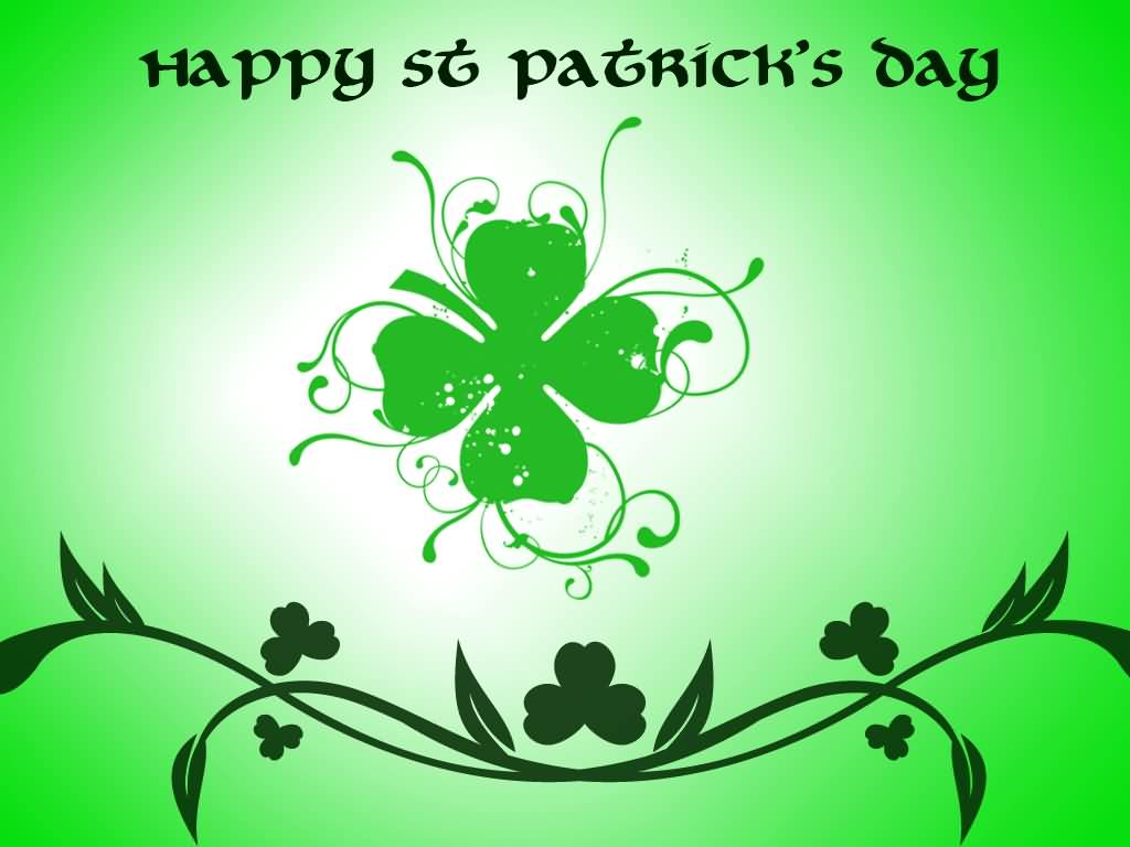Wonderful St. Patrick's Day Wishes Wallpaper