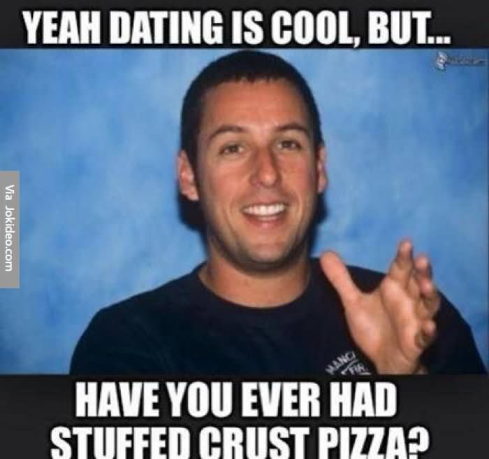 """dating is cool but But the """"cool girl"""" has no chill  to even acknowledge that there might be an  emotional dimension to talking or dating or hanging out or."""