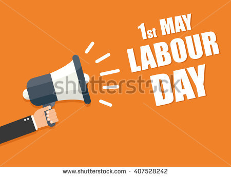 1st May Happy Labour Day Wishes Message Image