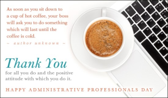 Administrative Professionals Day 0110