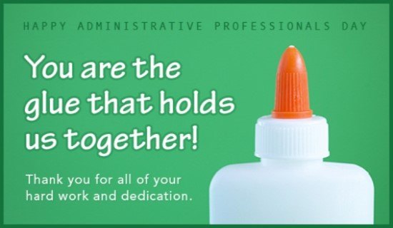 Administrative Professionals Day 0111
