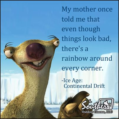 Age Quotes My mother once told that even though things look bad there's