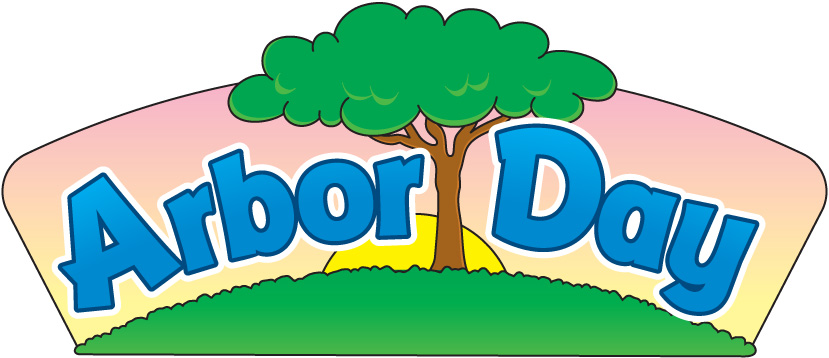 Arbor Day Poster Clipart