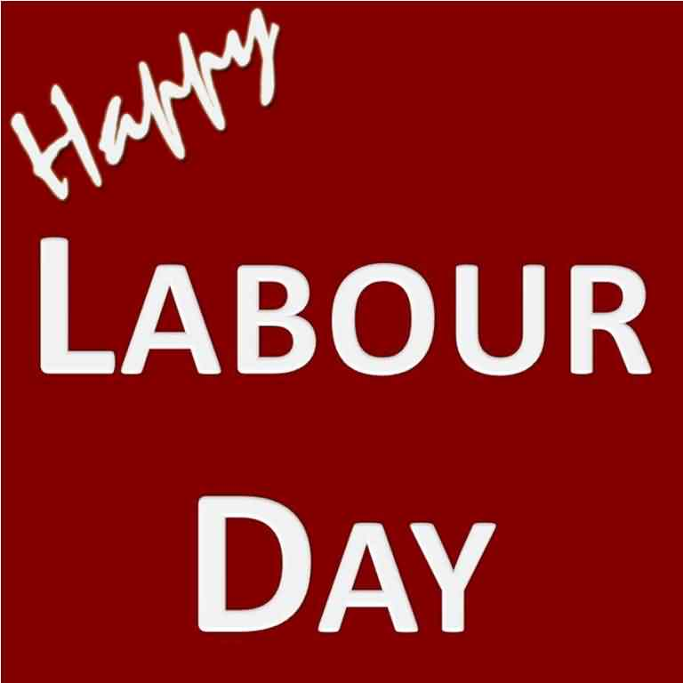 Best Wishes Happy Labour Day America
