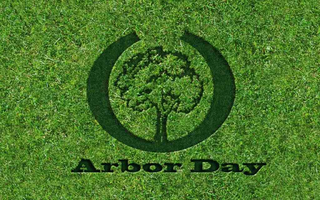 Celebrate Arbor Day Go Green
