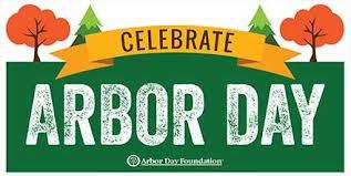 Celebrate National Arbor Day Poster