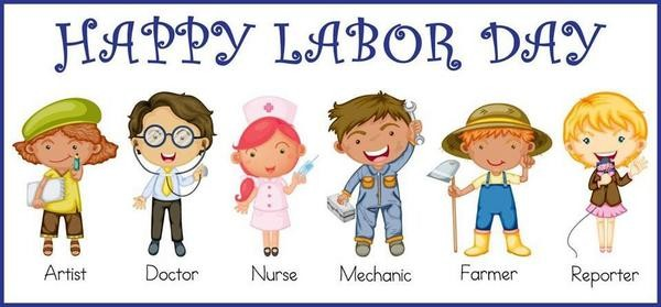 Celebrating Labor's Day Wishes To Friends Images