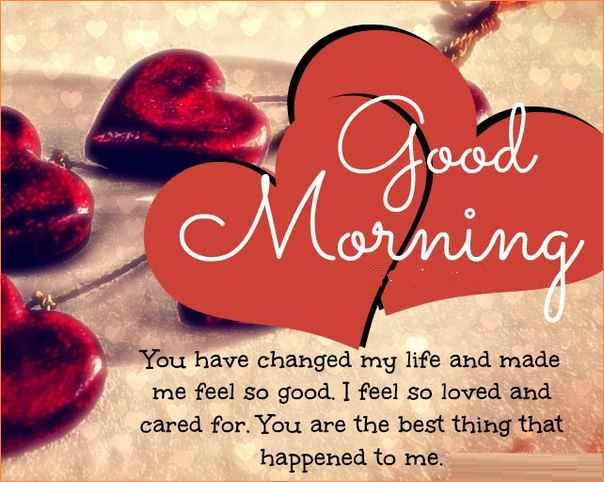 Cool Good Morning Love Quotes