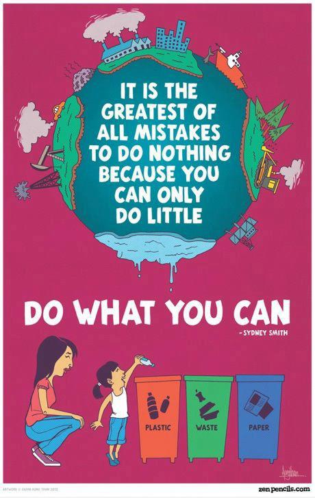 Earth Day Quotes it is the greatest of all mistakes to do nothing