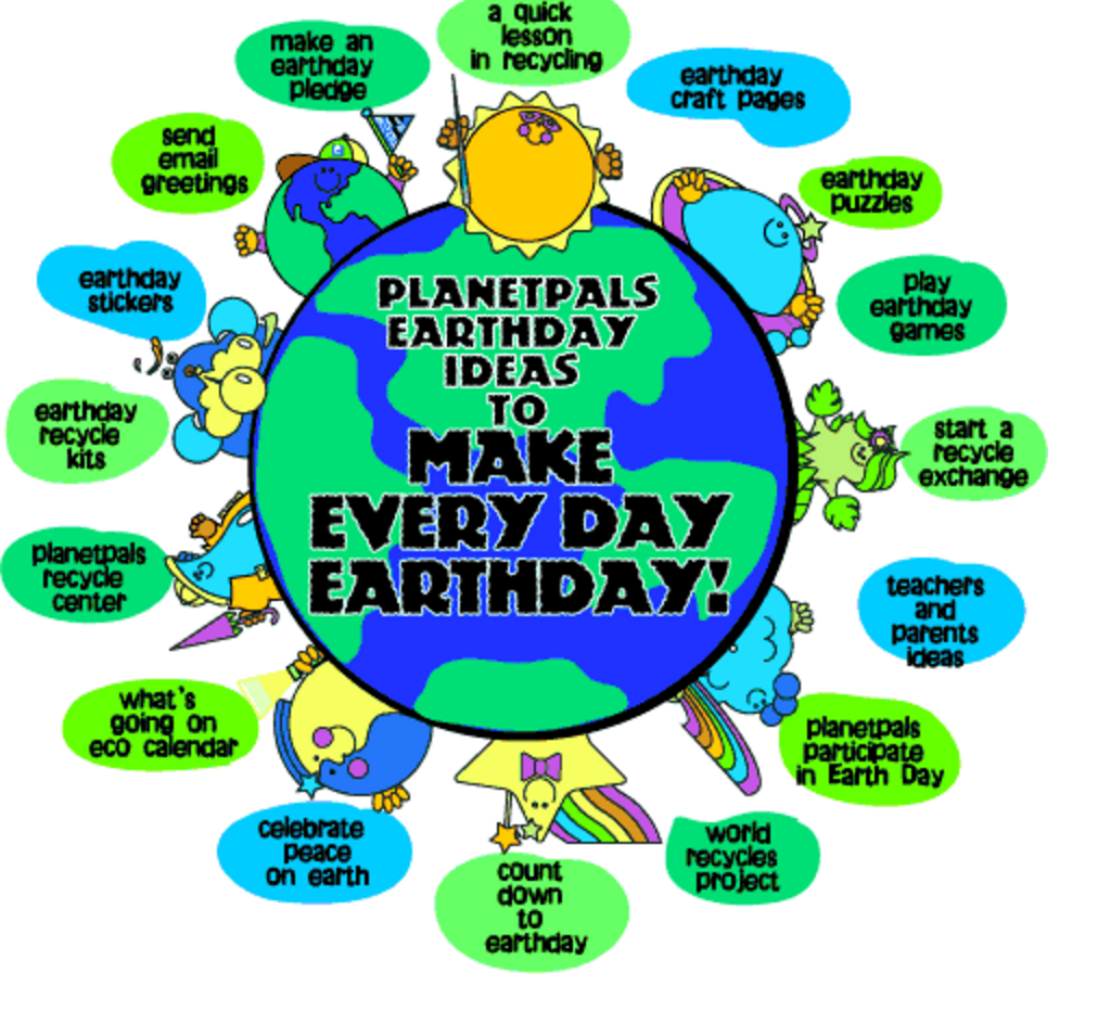Earth Day Quotes make an earth day pleddge
