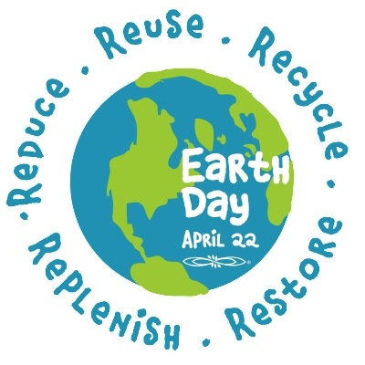Earth Day Quotes reduce reuse recycle restore replenish