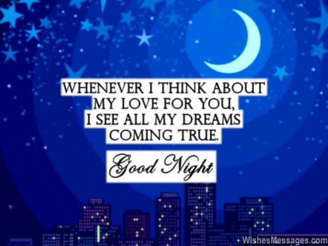 Fabulous Good Night Love Quotes