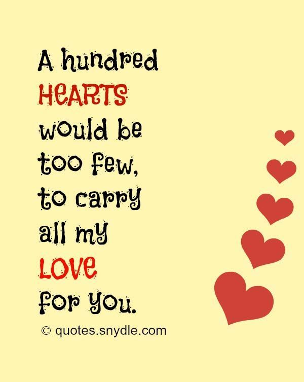 Quotes About Love For Girlfriend Famous Love Quotes For...