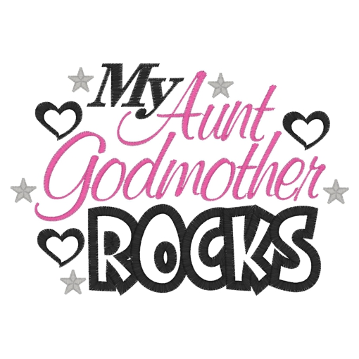 Godmother Quotes My Aunt Godmother Rocks Picsmine