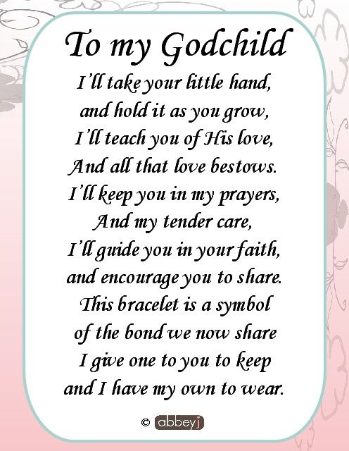 Godmother Quotes to my god child ill take you little hand