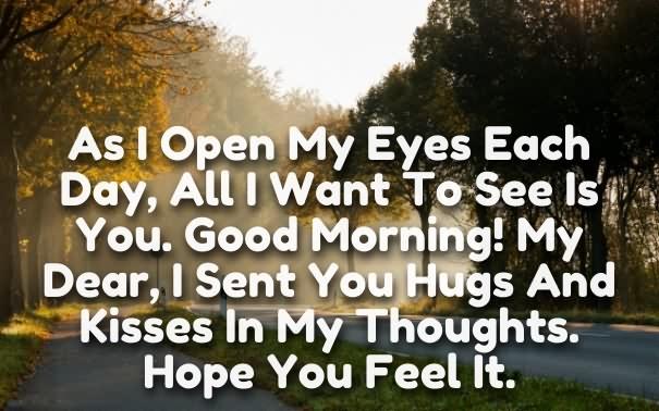 Good Morning Love Quotations