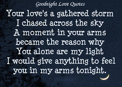 Gorgeous Good Night Love Quotes