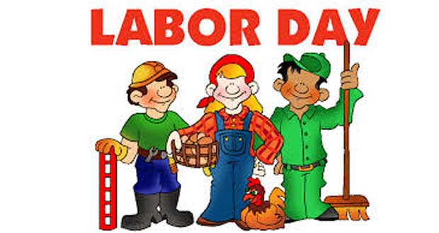 Have A Blessed Labor's Day Wishes Graphics
