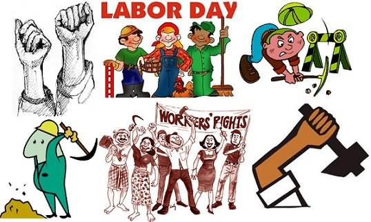 Have A Happy Labour Day Holiday Wishes Message Image To Friends