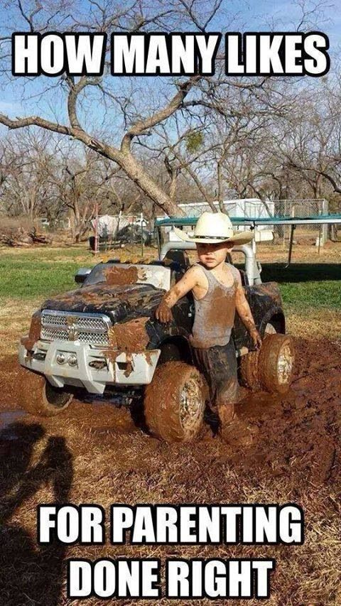 Funny Memes For Likes : How many likes for parenting done right truck memes picsmine