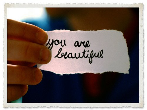 Inspirational Love Quotes you are beautiful