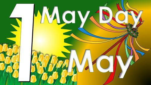 Labour Day 1st May Wishes Image