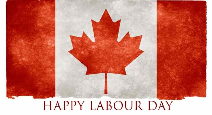Labour Day Canada Wishes Wallpaper