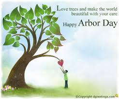 Love tree Save Tree Plant Tree Happy Arbor Day