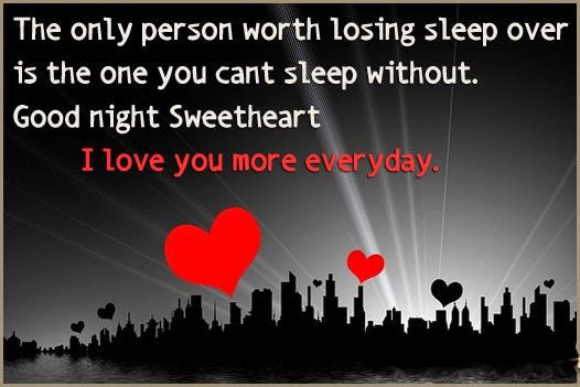 Marvelous Good Night Love Quotes