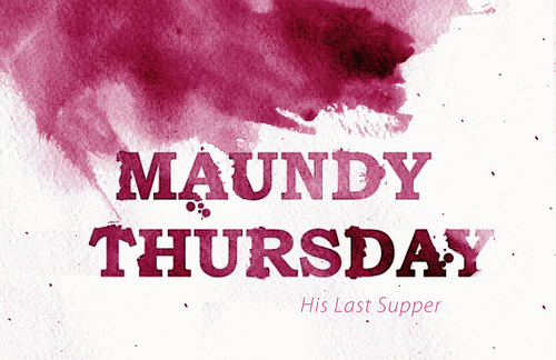Maundy Thursday Images 01917