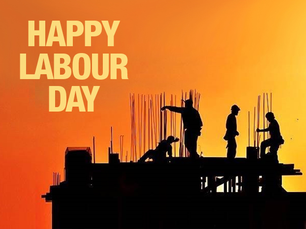 May 1st Labour Day Holiday Wishes Quotes Image
