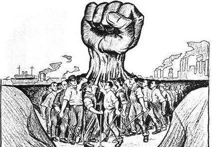 May Day Labour Day Message Image