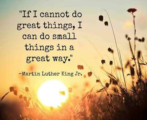 Motivational Love Quotes if i cannot be great things i can do