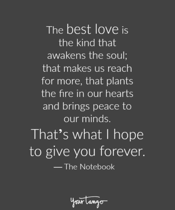 Motivational Love Quotes the best love is the kind that awaken