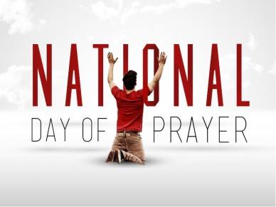 National Day Of Prayer Wishing Wallpaper